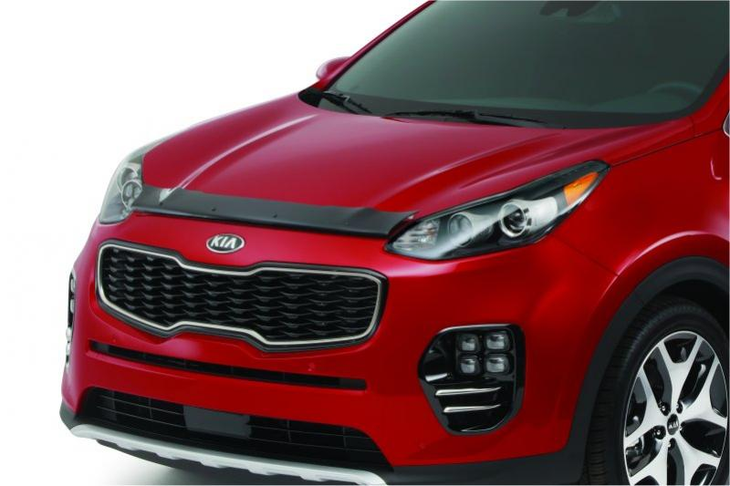 2017 Kia Sportage Accessories >> Sportage