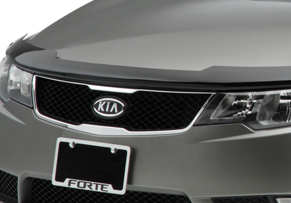 Genuine Hyundai U8240-1E000 Hood Deflector
