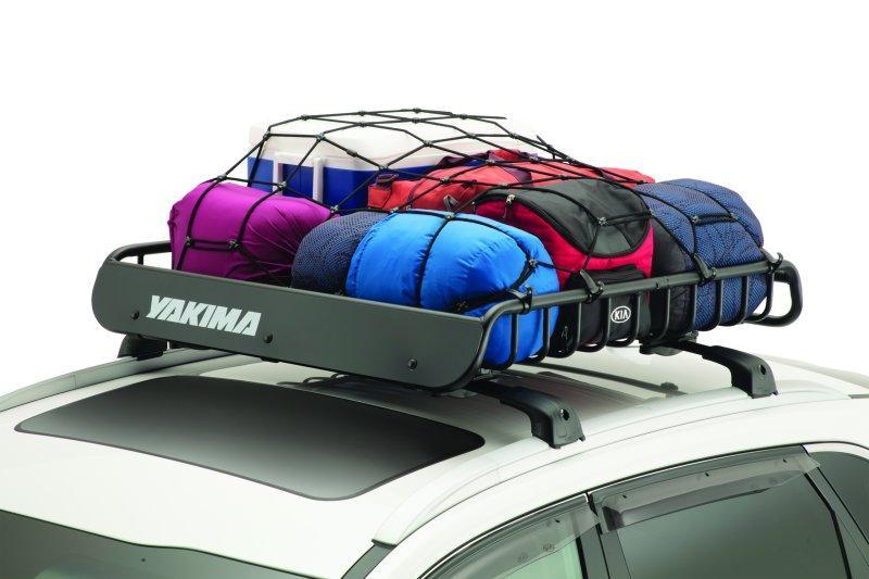Wonderful Roof Cargo Basket Attachment