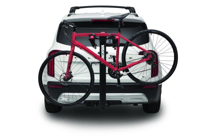 Kia Sorento Accessories >> 2019 Sorento Tow Hitch Bike Attachment   Kia Accessory Guide